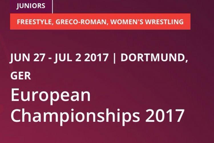 Расписание соревнований юниорского первенства Европы по спортивной борьбе