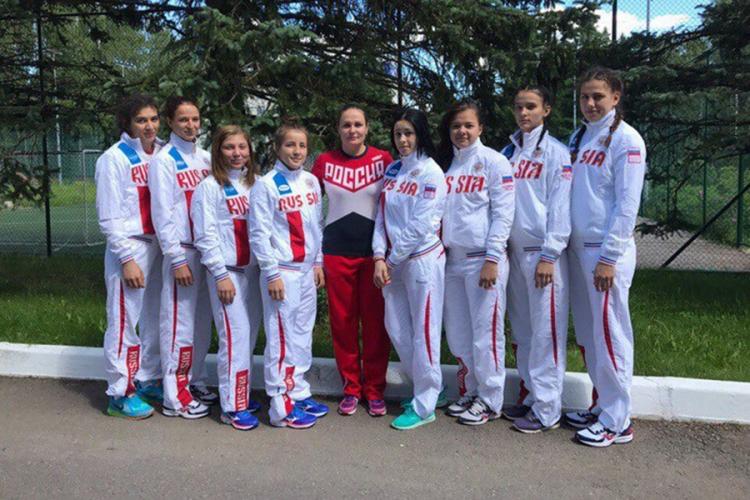 Вероника Гурская из Симферополя не поедет на юниорское первенство мира по женской борьбе
