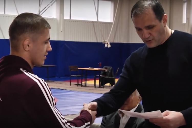 Федерация спортивной борьбы Крыма подвела итоги работы в 2018 году