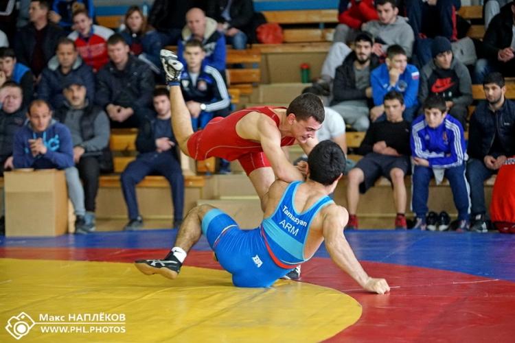 Сборная Крыма – первая в турнире на призы Главы республики Сергея Аксенова. Есть 15 медалей!