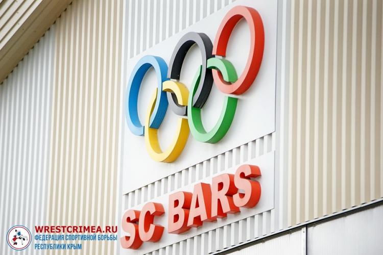 Видеосюжет о Кубке Крыма по спортивной борьбе