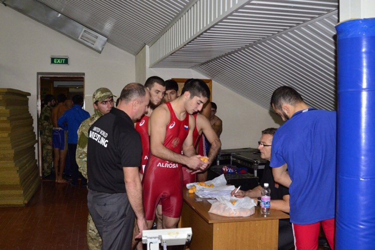 Симферополец Анзор Закуев занял пятое место на Межконтинентальном Кубке по вольной борьбе