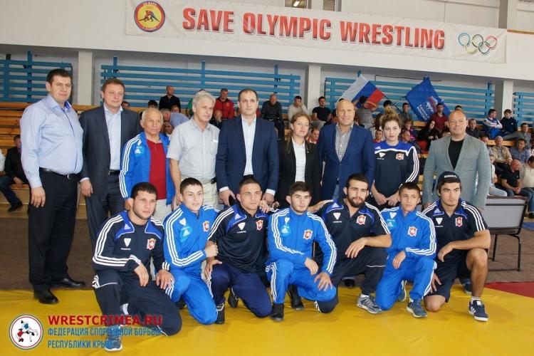 Федерация спортивной борьбы Крыма подвела итоги работы в минувшем сезоне (+ФОТО)