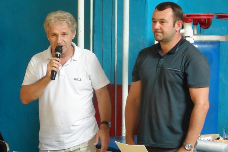 Победителей и призеров борцовского турнира в Бахчисарае поощрили походом в «Парк миниатюр»