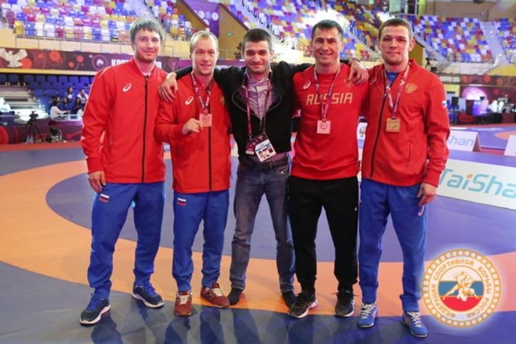 Чемпионы Европы-2018 по греко-римской борьбе освобождены от чемпионата России