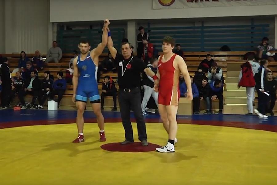 III Всероссийский турнир на призы Сергея Аксенова. Финал в весовой категории до 87 кг