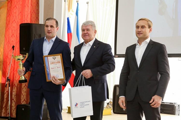 «Бал чемпионов»: крымские борцы – лучшие по итогам уходящего года!