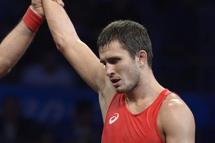 Крымчанин Адам Курак – чемпион Европы по греко-римской борьбе!