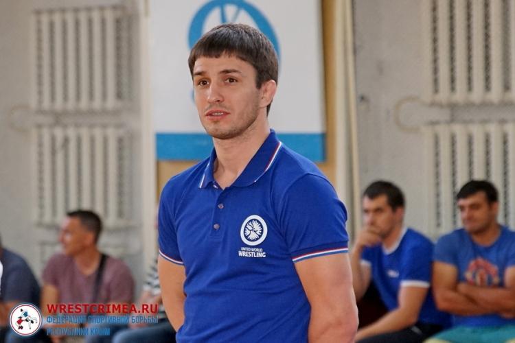 Симферопольский борец Адам Курак в составе сборной России выступит на турнире в Белграде
