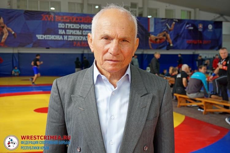 Рустем Казаков: «Если воспитаем в Крыму олимпийского чемпиона – это будет большое счастье»