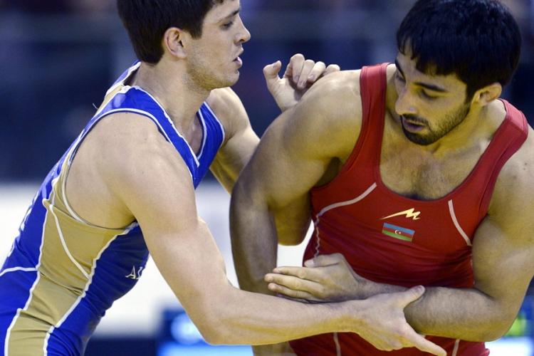 Крымский борец Адам Курак выступит на чемпионате Европы в Каспийске