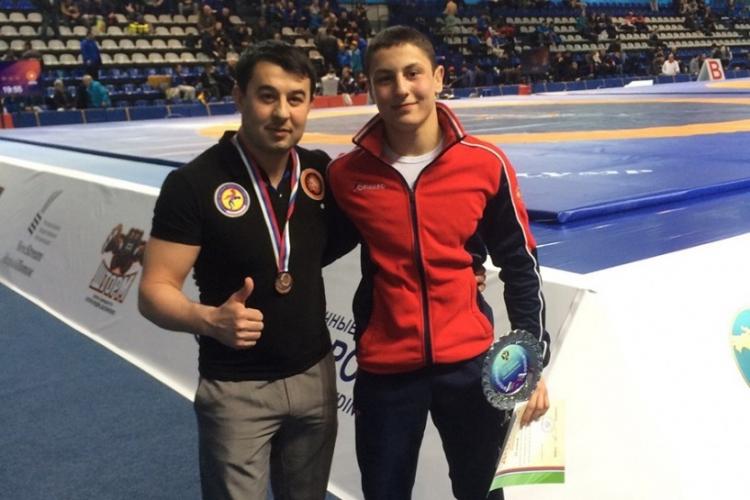 Ленур Мамедов: «Ридван Османов очень расстроен очередной «бронзой»