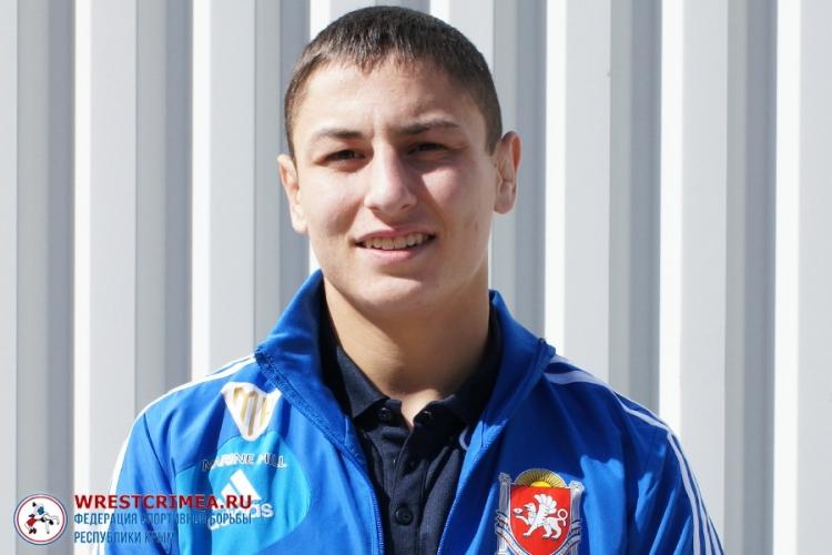 Бахчисарайский борец Ридван Османов получил вызов в юношескую сборную России