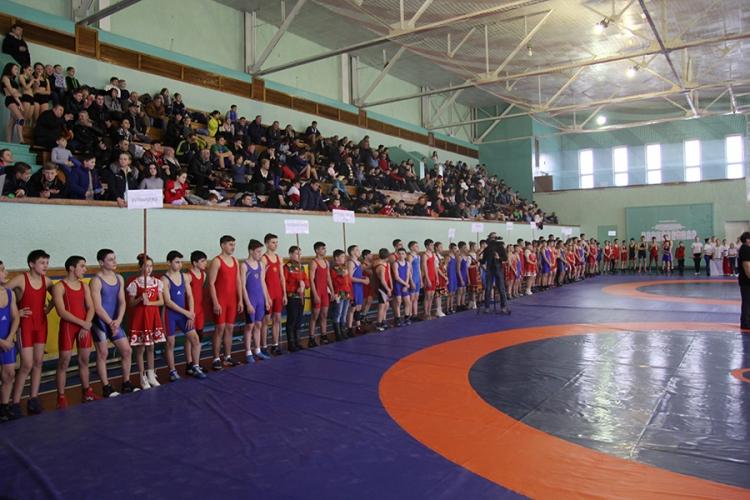 В Красногвардейском районе продет юбилейный борцовский турнир памяти Ильи Егудина
