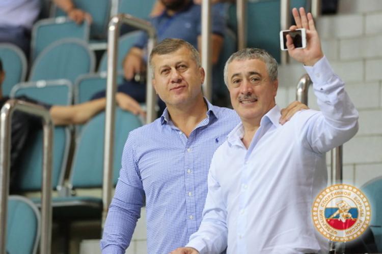 Дзамболат Тедеев: «Допуск на Гран-при «Иван Ярыгин» имеют только те, кто боролся в Будапеште»