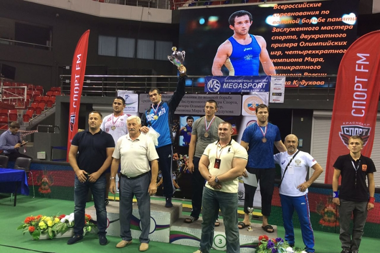Крымские борцы-вольники завоевали два «серебра» на юниорском турнире в Краснодаре