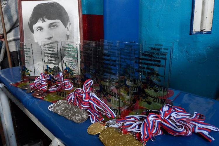 Все победители и призеры юношеского турнира памяти А. В. Николаенко в Бахчисарае