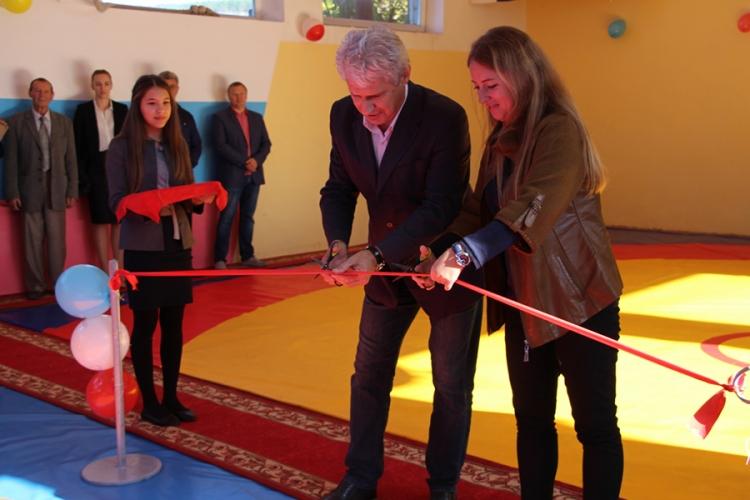 В Бахчисарае открылся новый зал спортивной борьбы