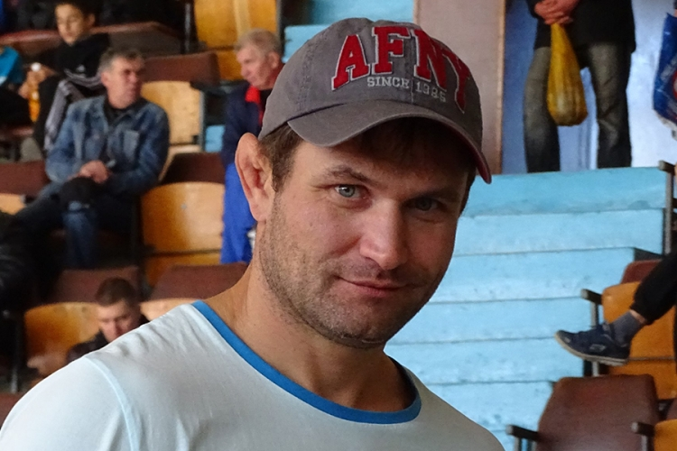 Керчанин Павел Куриленко – бронзовый призер чемпионата мира среди ветеранов!