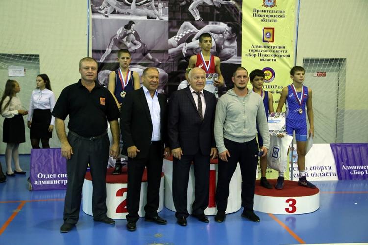 Все победители и призеры Кубка России по греко-римской борьбе среди кадетов