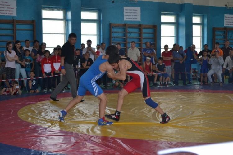 В Бахчисарае пройдет III Республиканский турнир по греко-римской борьбе памяти В. Ф. Боярчука