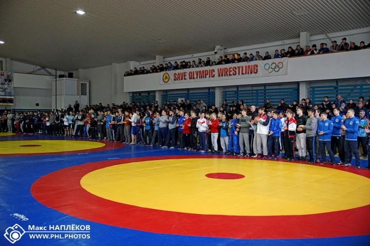 Чемпионат Крыма по греко-римской борьбе пройдет в Алуште