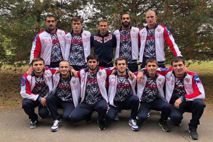 Сегодня в Словакии стартует юниорское первенство мира по спортивной борьбе