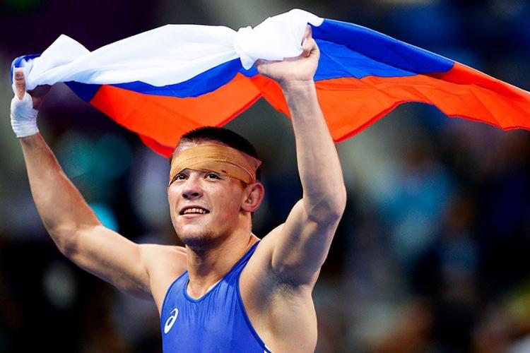 Российские борцы-классики завоевали шесть золотых медалей на чемпионате мира в Будапеште!