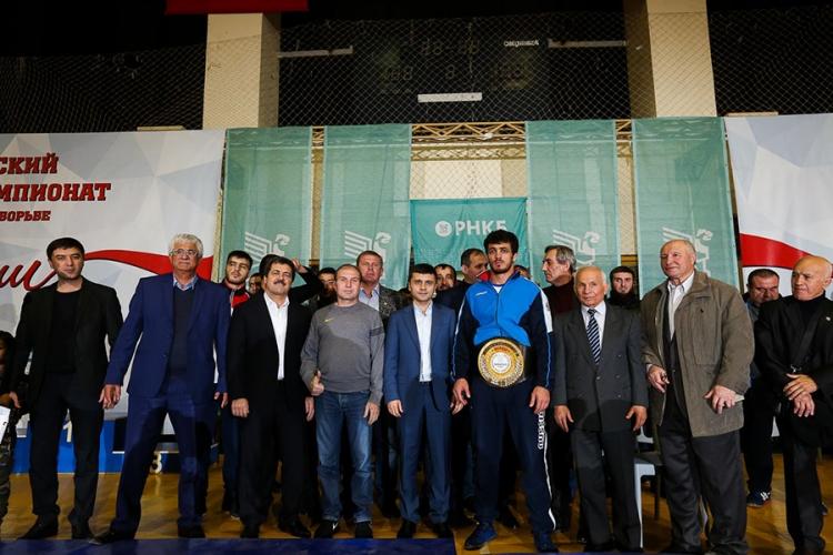 Алуштинец Гурам Черткоев – абсолютный чемпион Крыма по борьбе куреш! (+ФОТО)