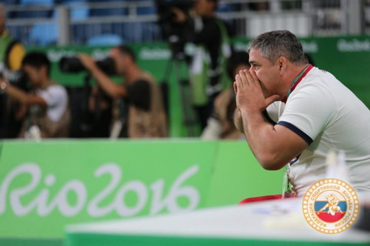 Итоги чемпионата России по греко-римской борьбе от Гоги Когуашвили