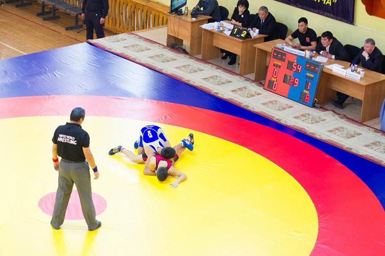 Все победители и призеры Всероссийских юношеских соревнований по вольной борьбе в Забайкалье