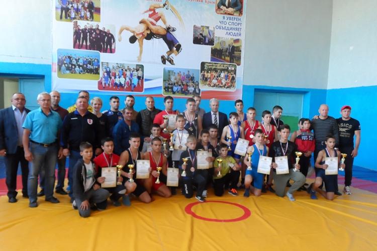 Все победители и призеры III Всероссийского юношеского турнира на призы Георгия Шестака