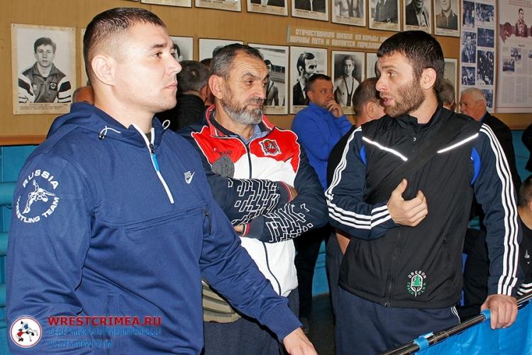 Болат Абдулаев: «Лидеры сборной Крыма подтвердили свой класс»