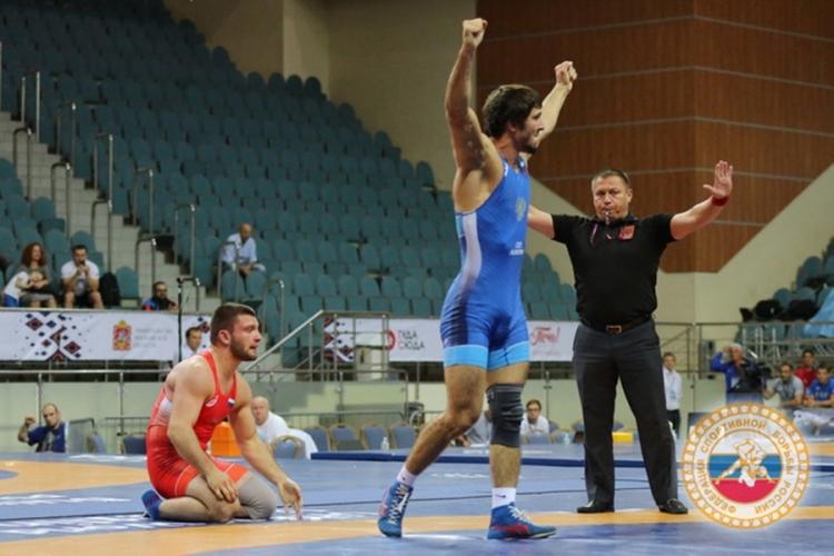 Все победители и призеры чемпионата России по греко-римской борьбе-2018