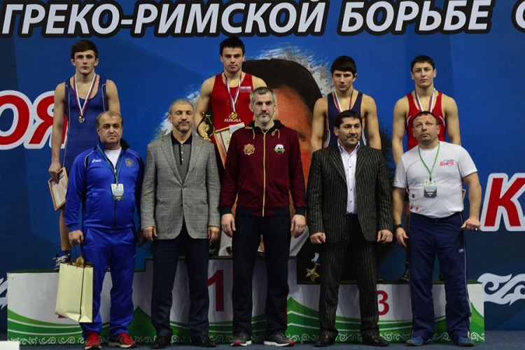 Бахчисараец Ридван Османов – бронзовый призер первенства России среди юношей до 18 лет!