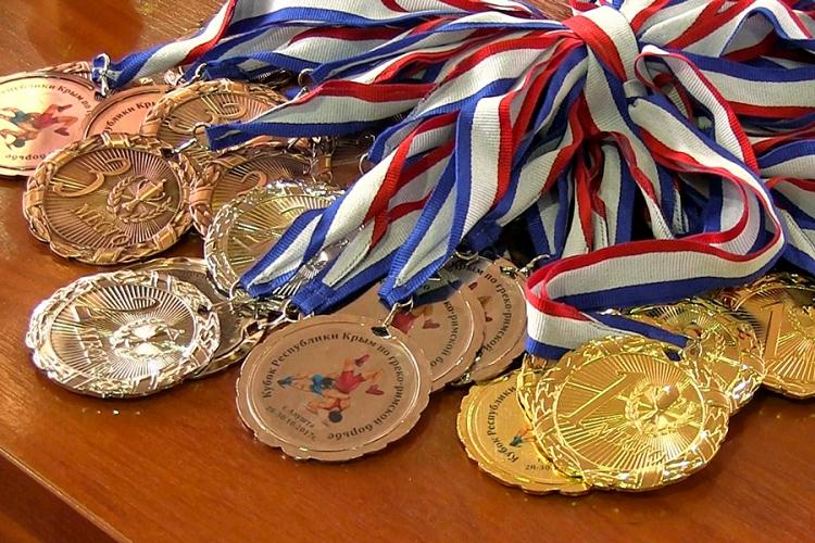 Все победители и призеры Кубка Крыма по греко-римской борьбе