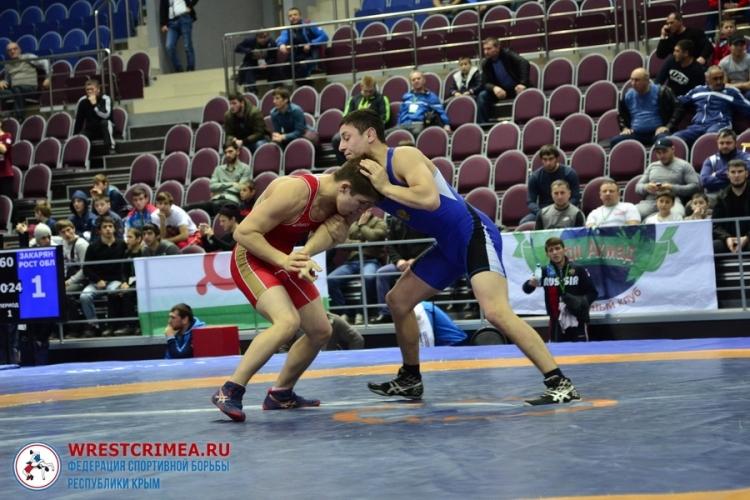Бахчисарайский борец Ридван Османов вновь получил вызов в юношескую сборную России