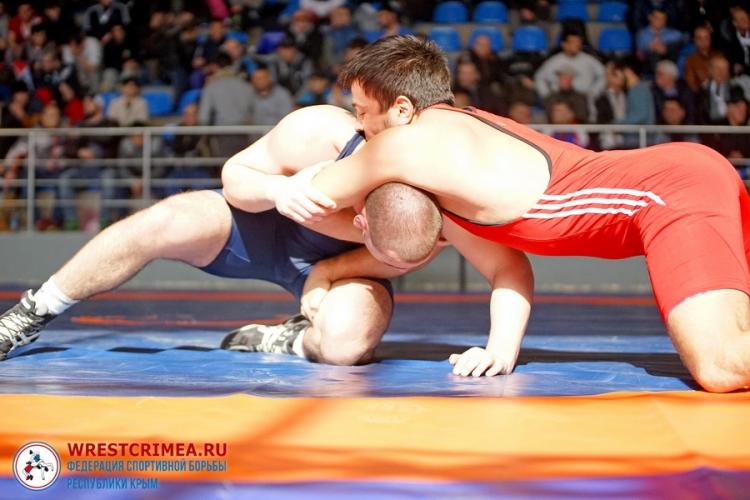 Все победители и призеры Кубка Крыма по вольной борьбе