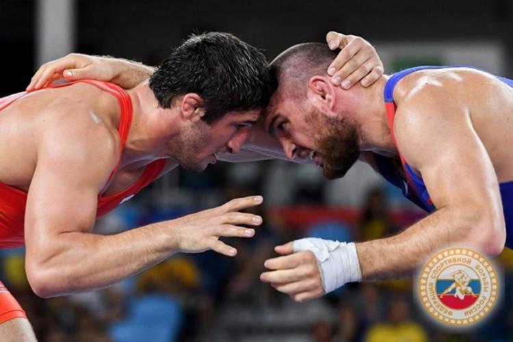 Состав сборной России по вольной борьбе на чемпионат мира в Париже