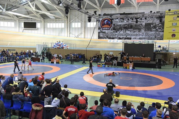 Все победители и призеры первенства России по греко-римской борьбе среди юношей до 16 лет