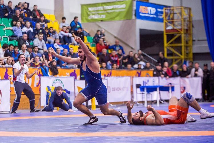 Наш чемпион! Фоторепортаж о победе Азамата Сеитова в юниорском первенстве России