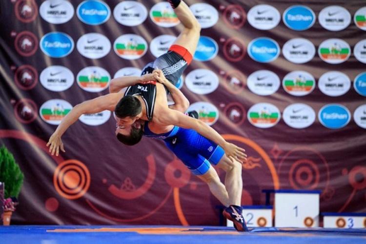 Все победители и призеры первенства Европы по греко-римской борьбе среди юношей до 18 лет