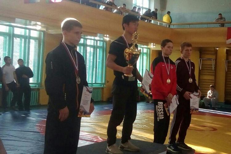 Двое крымчан отличились на турнире по греко-римской борьбе в Краснодаре