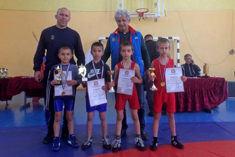 Все победители и призеры Республиканского юношеского турнира в Почтовом Бахчисарайского района