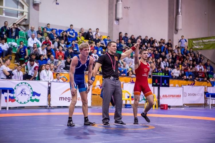 Наш чемпион! Фоторепортаж о победе Эмина Сефершаева в юниорском первенстве России
