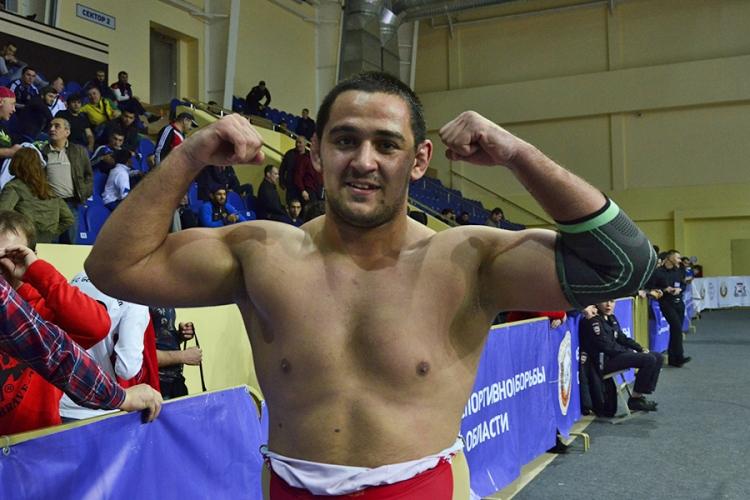 Наш чемпион! Фоторепортаж о победе Сослана Хинчагова в юниорском первенстве России