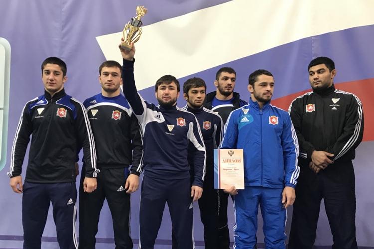 Сборная Крыма – вторая в командном Кубке России по вольной борьбе!