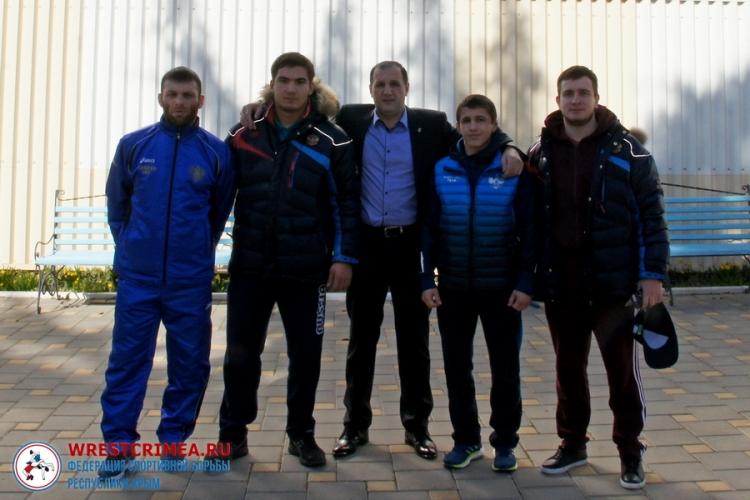 Трое крымчан выступят на Гран-при «Иван Поддубный-2018» по греко-римской борьбе